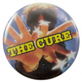 The Cure - 'Robert Hands' Button Badge